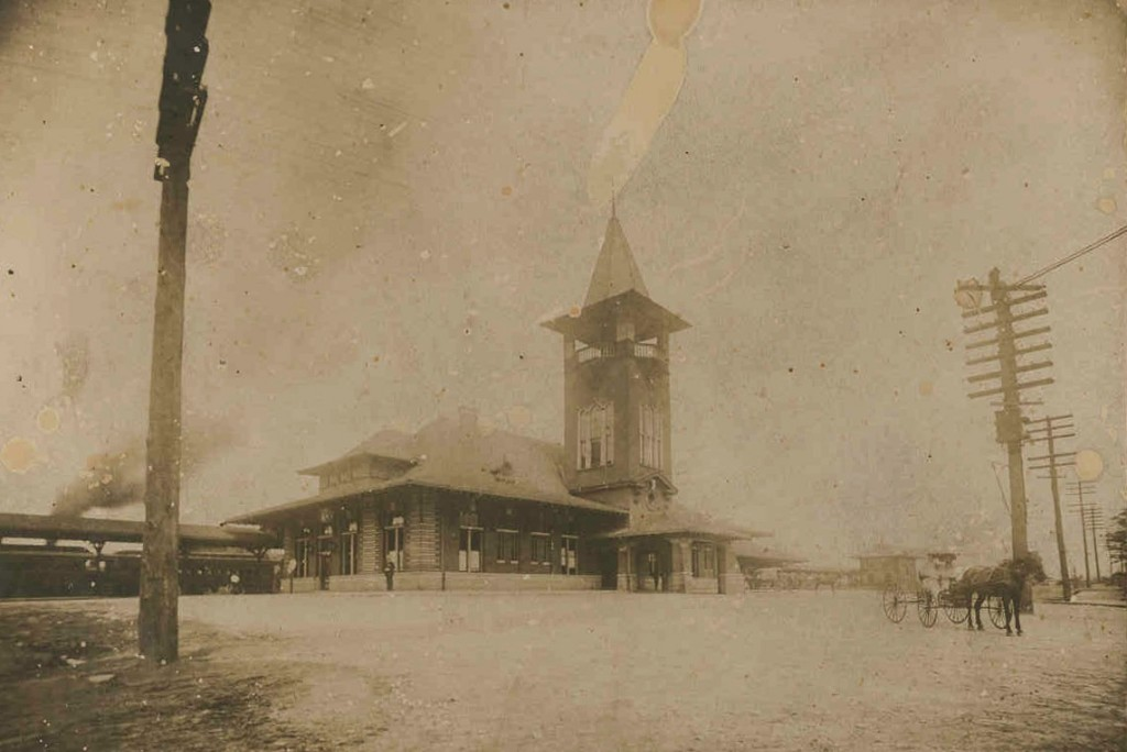 Southern-Railway-depot