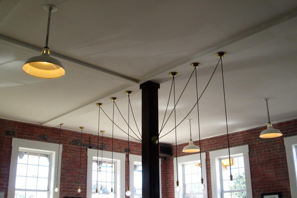 Tandem-ceiling