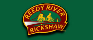 Reedy River Rickshaw Logo