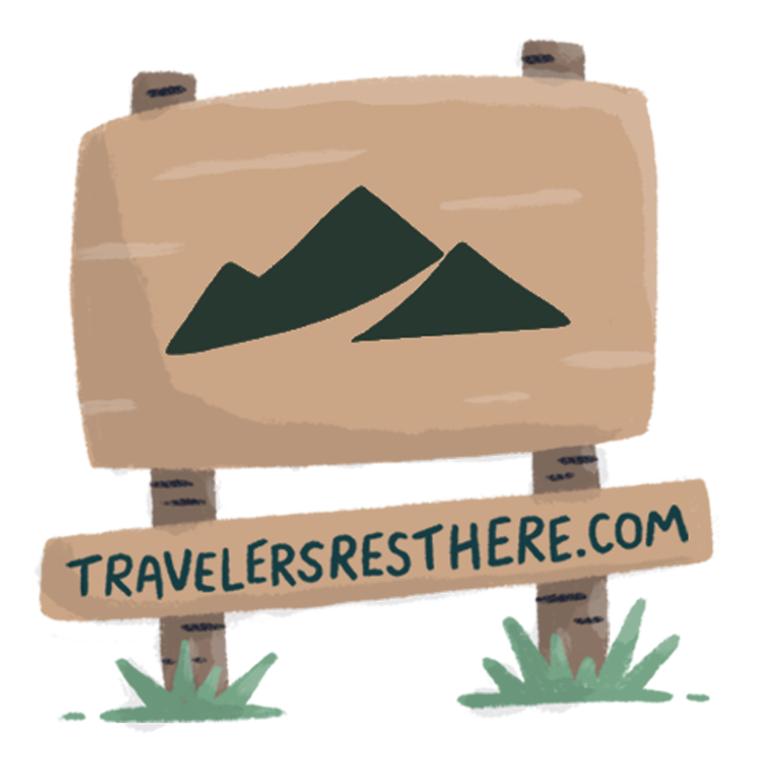 Travelers Rest Here